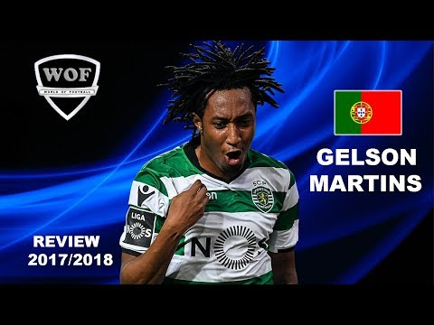 GELSON MARTINS | Insane Speed, Assists & Skills | 2018 (HD)