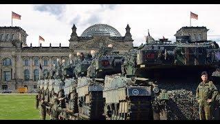 Die Merkelregierung: Aufstand in Deutschland ... Wir schlagen mit Panzern zurück!