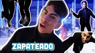 Trying To ZAPATEAR ON ICE!! | Louie's Life