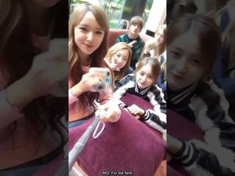 [ENG SUB] 160424 WJSN MEIPAI LIVE IN CHINA