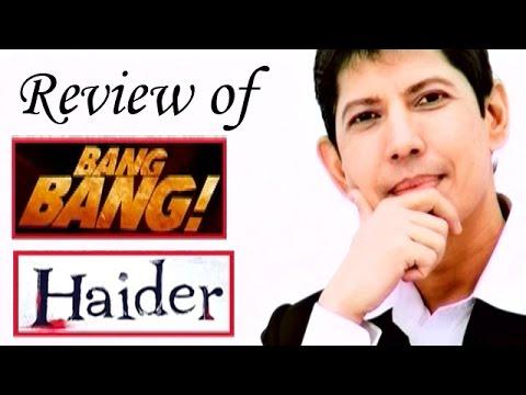 The zoOm Review Show - Bang Bang, Haider -  Movie Review