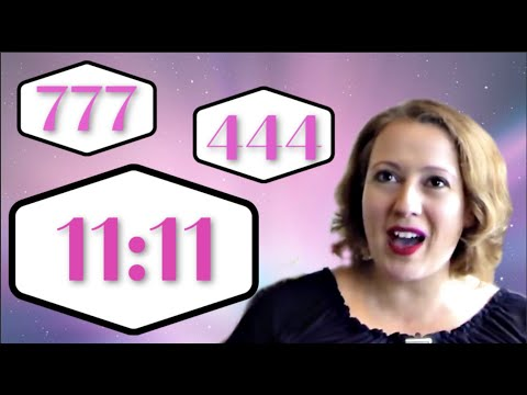Angel Signs: Repeating Numbers 11:11, 444, 777 and More!