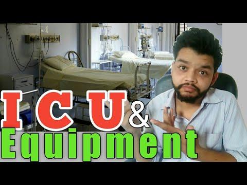 ICU Equipments In Hindi