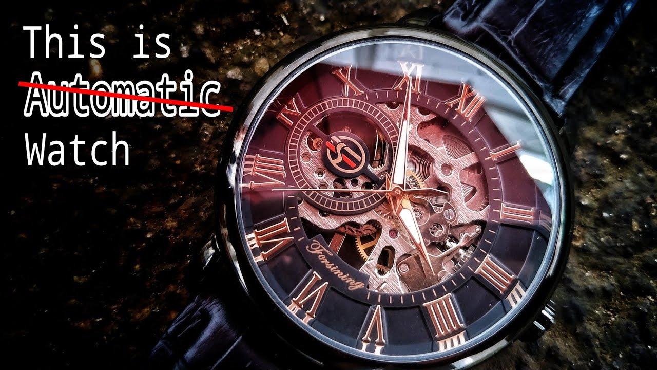 FORSINING GMT838 bukan jam Otomatis ❗