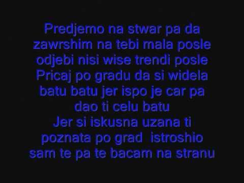 Mr. Black ft. Bato - Andjeo Bez Imena (2011)