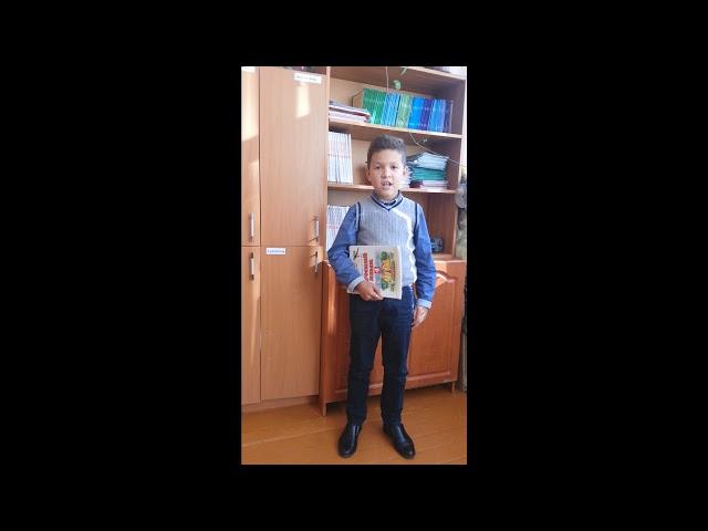 Изображение предпросмотра прочтения – КириллРябухин читает произведение «Стихотворение в прозе. Русский язык» И.С.Тургенева