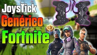 How to Play Fortnite With Generic Command on PC (x360ce) - Method 1