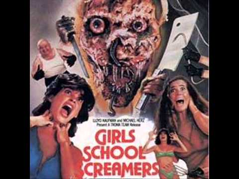 Girls School Screamers 1984 John Hodian