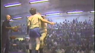 ANDY KAUFMAN Wrestling Jimmy Hart in Nashville (1983)