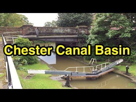 Chester Canal Basin