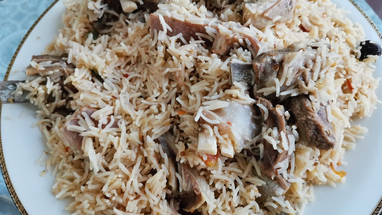 Mutton Yakhni Pulao / Yakhni Pulao by Asian Food Recipes