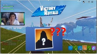 Hidden Test Skin and exchange with AE (WIN) | Fortnite Battle Royale