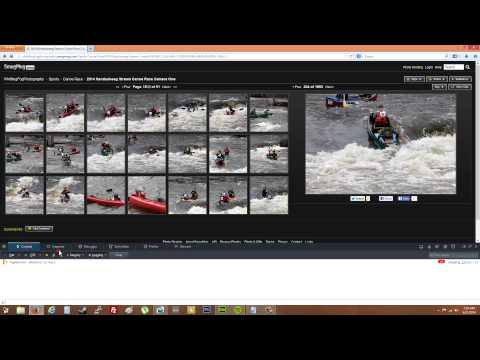 How to Download Protected Pictures From SmugMug - YouTube