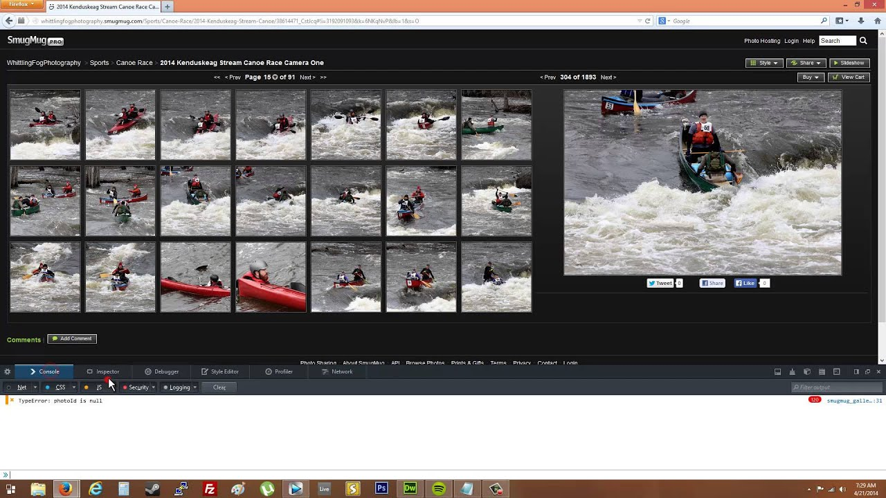 How to Download Protected Pictures From SmugMug