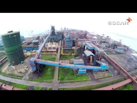 Essar Steel's World Class Facilities