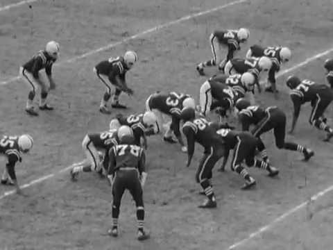 Floydada vs Denver City Nov 1959 part 1