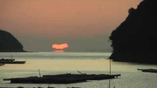 2009年09月01日 錦海湾 堤防南
