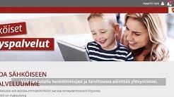 Tutustu Tampereen kaupungin sähköisiin terveyspalveluihin