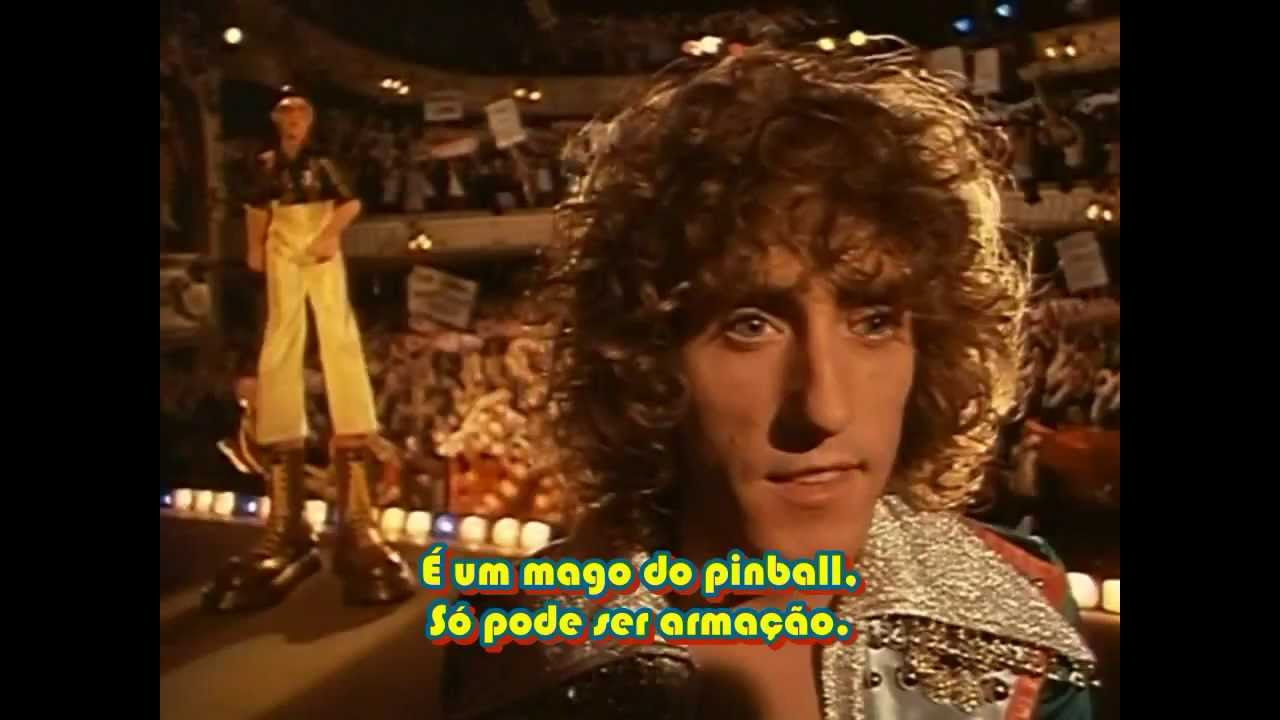 the whos tommy pinball wizard
