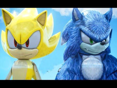 """Sonic """"déchaîné""""  Le Film complet vostfr"""