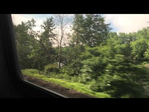 Amtrak Train #280 - Empire Service - Danube, NY