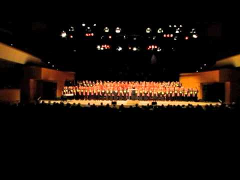 Both Sides Now- Rock Choir- Glasgow Royal Concert Hall