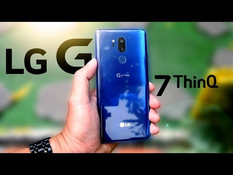 LG G7+ ThinQ វីដេអូ Review