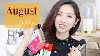 【Krystina】八月爱用品|Future Glory超美小白包| 夏末秋初最爱粉底液| 面部好刷| 洗牙神器