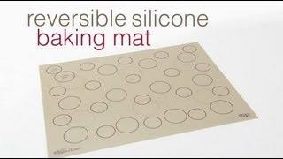 Reversible Silicone Baking Mat