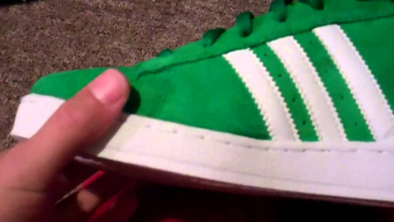 Adidas Campus skate zapatos Review YouTube