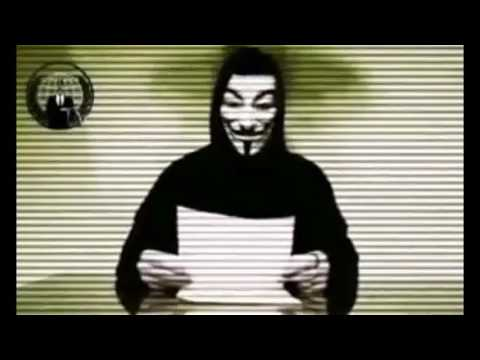 Anonymous Message to PM Nawaz Sharif and Pakistani Media | Anonymous Mustafa