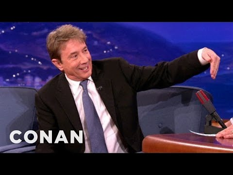 Martin Short Interview Part 1 01/17/13 - CONAN on TBS