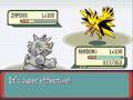 Pokemon Emerald - Battle vs Pyramid King Brandon (Gold)