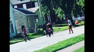 Girl VS Girl Street Fight Quincy Illinois