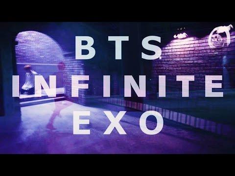 BTS/EXO/INFINITE - Boys Meets Evil/Stigma/Begin/Lie/Awake/Reflection/Bad/Overdose (MashUp)
