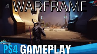 WARFRAME | PS4 / PRO | 1080p 60fps - This game looks Fantastic!!!!