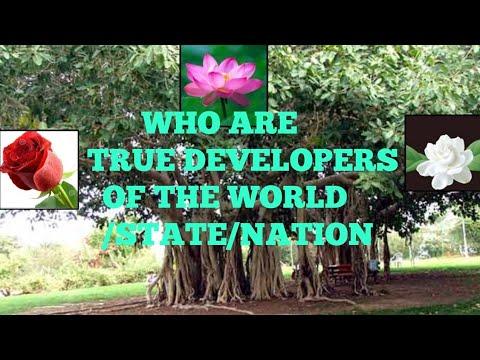 True Developers of the World/ True Developers of the Nation/State Developer(Major part), Svpso org