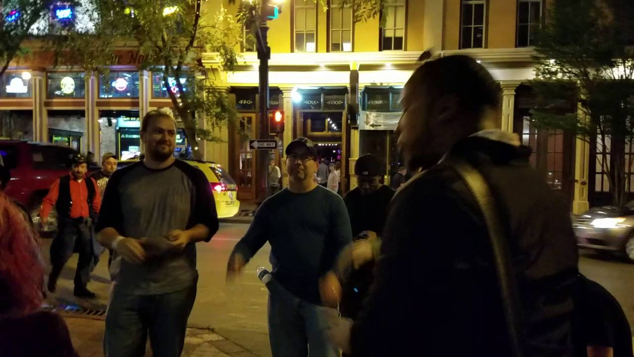 Church Street strip club sues Metro Nashville over valet