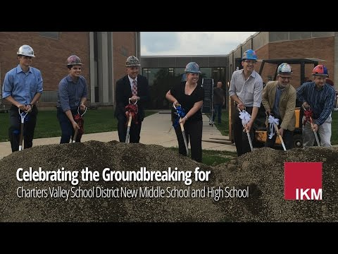 IKM Architects _Chartiers Valley Schools' Groundbreaking Event