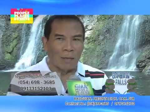 Baliguian Ba'haw Falls, Presentacion, Camarines Sur
