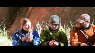 Winter Hiking in the Zion Narrows