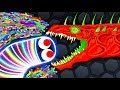 Slither Io BOSS SNAKE SET THE WORLD RECORD Epic Slitherio Gameplay Slitherio Funny Moments mp3