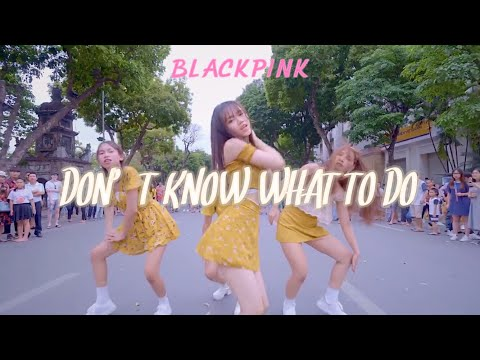 [KPOP IN PUBLIC CHALLENGE] BLACKPINK 블랙핑크 - Don't Know What To Do DANCE COVER BY C.A.C From Vietnam