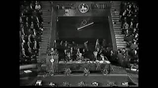Поздравление от гостя Съезда (ОСЧН) генерала Джохара Дудаева (25 ноября 1990 г.)