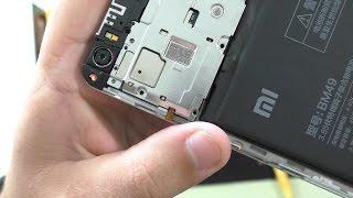 ЯК ПОМІНЯТИ ДИСПЛЕЙ Xiaomi Mi Max ► універсальна інструкція по заміні екрану, батареї і іншого