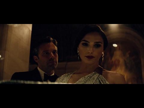 Batman v Superman Dawn of Justice - Bruce Wayne and Diana Prince (2016)