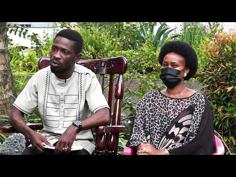 Uganda Elections: Bobi Wine casts his vote amidst tough security and cheers from supporters