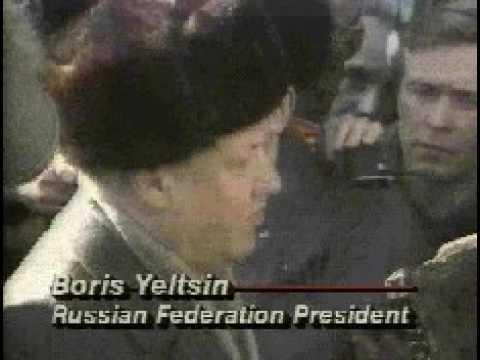 Boris Yeltsin Discusses State of the Soviet Union [1990, CNN]
