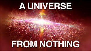 A Universe From Nothing Therefore God Exists
