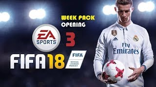 Directo FIFA 18 | Week opening packs #3